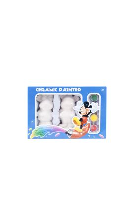 Craftsy Mini Seramik Kit Disney