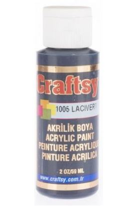 Craftsy Boya Lacivert 59ml