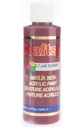 Craftsy Boya Şarap 59ml