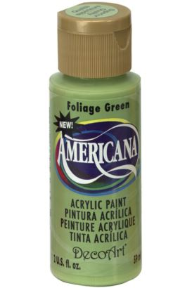 Decoart Yeşil Boya Foliade Green 59ml