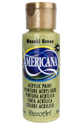 Decoart Yeşil Boya Wasabi Green 59ml