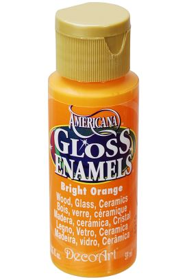 Decoart Enamels Acrylıc Bright Orange 59ml