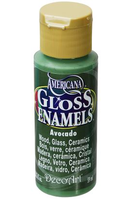 Decoart Enamels Acrylıc Avocado 59ml