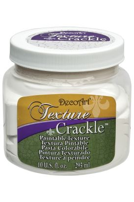Decoart Texture Paste  CRACKLE 295ml