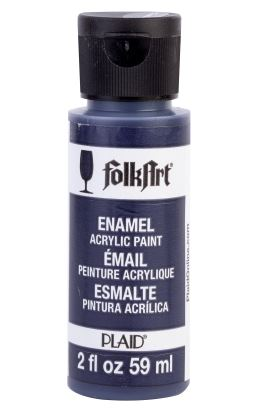 Plaıd Enamel Akrılık Boya  Perfect Purple 59ml