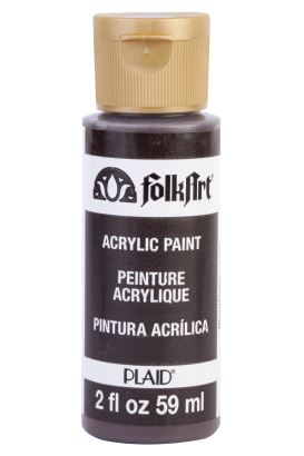 Plaıd Akrilik Boya Burnt Umber 236ml