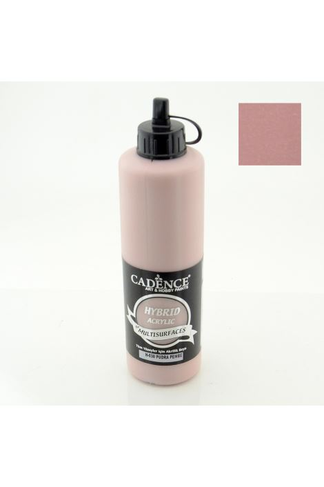 Cadence Hybrid Acrylic for Multisurfaces 500ml H-030 PUDRA PEMBE