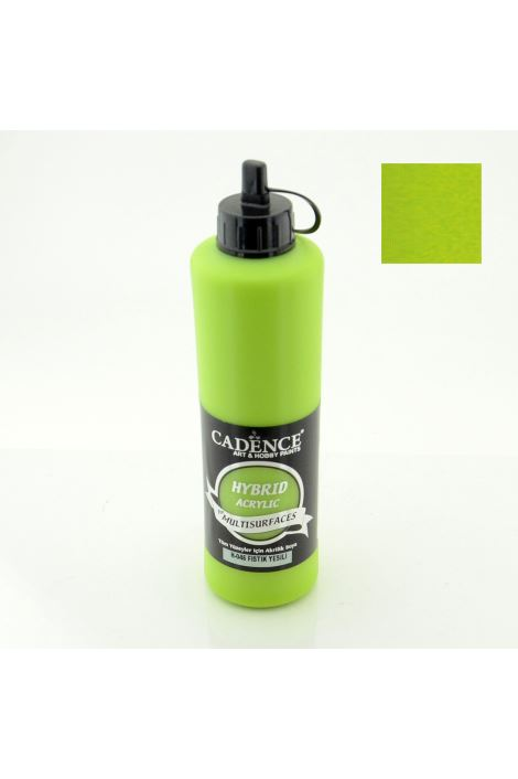 Cadence Hybrid Acrylic for Multisurfaces 500ml H-046 FISTIK YEŞİLİ