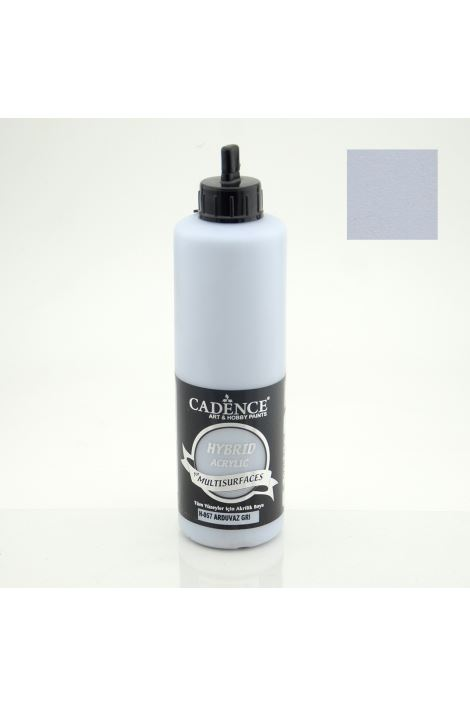Cadence Hybrid Acrylic for Multisurfaces 500ml H-057 ARDUVAZ GRİ