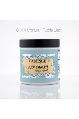 Very Chalky Home Decor Mor Lila 500ml