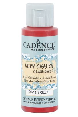 Cadence Very Chalky Glass Decor Çilek 59ml