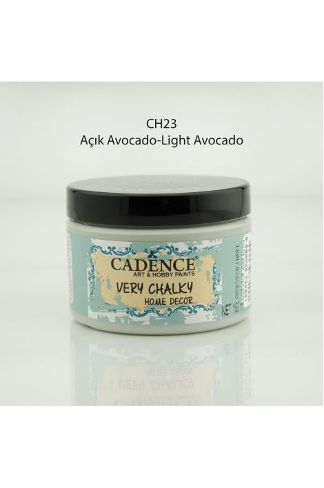 Cadence Very Chalky Home Decor Açık Avocado