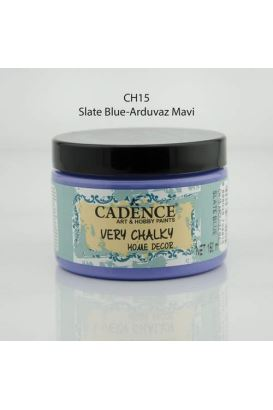 Cadence Very Chalky Home Decor Arduvaz Mavi 150ml