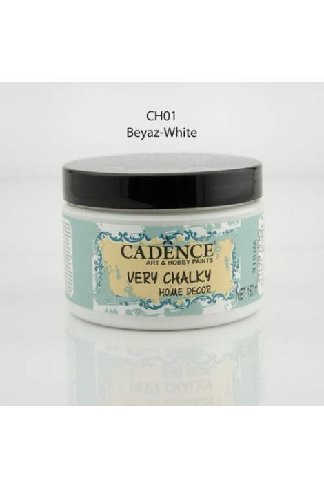 Cadence Very Chalky Home Decor Beyaz
