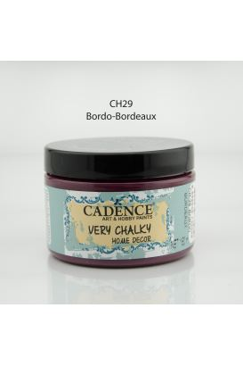 Cadence Very Chalky Home Decor Bordo 150ml