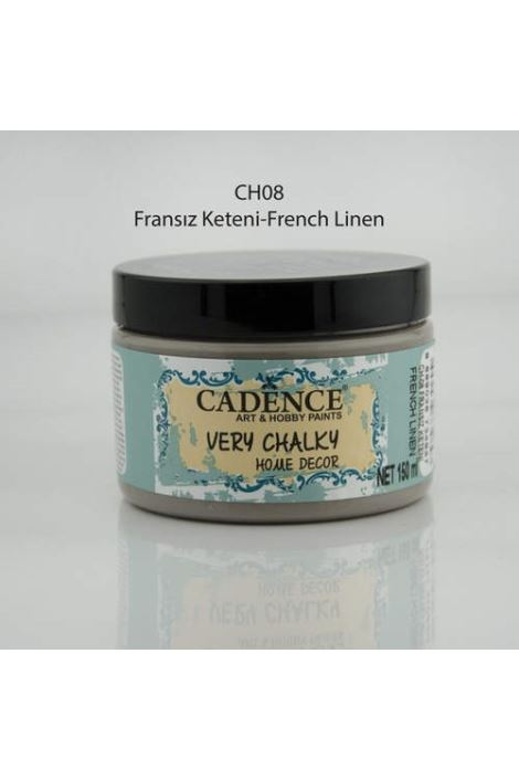 Cadence Very Chalky Home Decor Fransız Keteni