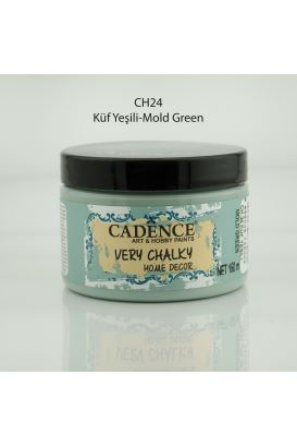Cadence Very Chalky Home Decor Küf yeşili 150ml