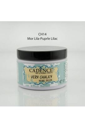 Cadence Very Chalky Home Decor Mor Lila 150ml