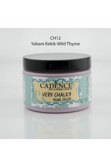 Cadence Very Chalky Home Decor Yabani Kekik