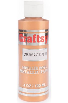 Craftsy Boya Antik Altın 118ml