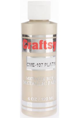 Craftsy Boya Platin 118ml