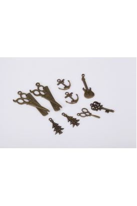 Craftsy Metal Charms Mc10