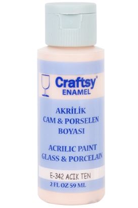Craftsy Akrilik Enamel Açık Ten 59ml