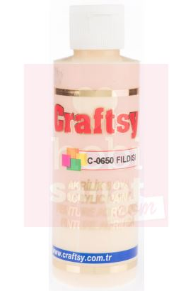 Craftsy Akrilik Fildişi 118ml