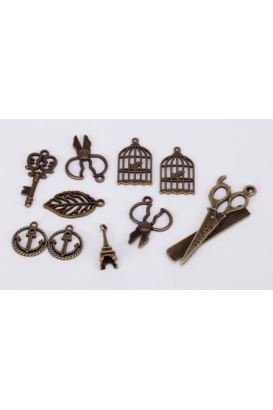 Craftsy Metal Charms Mc08