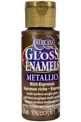 Decoart Enamels Acrylıc Purple 59ml Rich Espresso 59ml