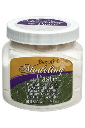 Decoart Texture Paste  MODELLING PASTE 295ml