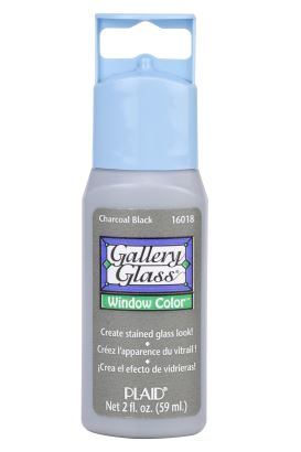 Plaıd Gallery Gloss Akrılık Boya Charcoal Black 59ml