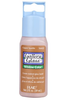 Plaıd Gallery Gloss Akrılık Boya Copper Sparkle 59ml
