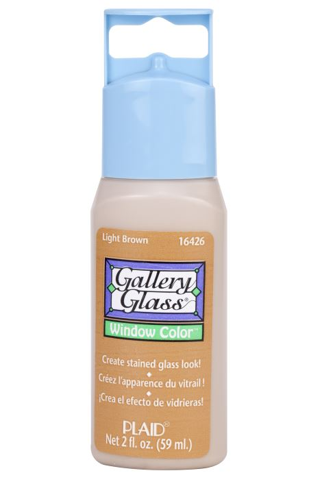 Plaıd Gallery Gloss Akrılık Boya Lıght Brown