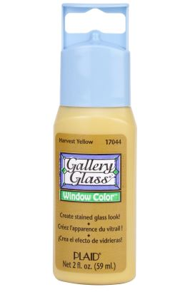Plaıd Gallery Gloss Akrılık Boya Horvest Yellow 59ml